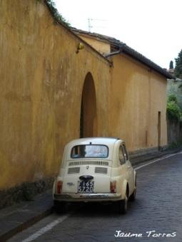 Fiat 500 a Florencia