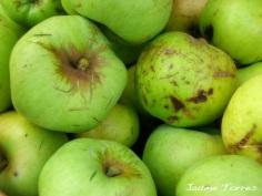 Pomes verdes