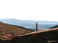 Chimenea y tejado