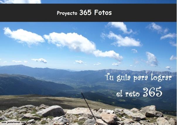Proyecto 365 - portada
