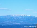 Paisaje desde Puig Caritat