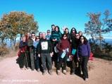 Foto de grupo en Puig Caritat