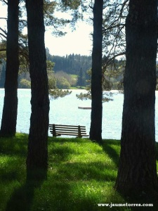 Lac des Montagnès - descanso
