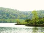Retenue de la Bancalié - lago