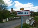Cardaillac - entrada