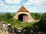 Loubressac - cabaña