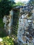 Loubressac - puerta