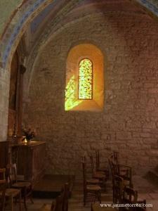 Loubressac - iglesia