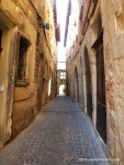 Figeac - calle antigua