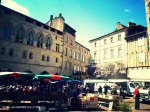 Figeac - mercado