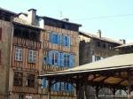 Figeac - plaza mercado