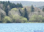 Lac des Montagnès - el lago