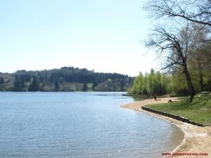 Lac des Montagnès