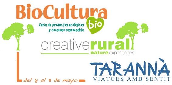 Biocultura amb Creative i Taranna