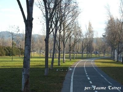 Parc de les Pollancredes