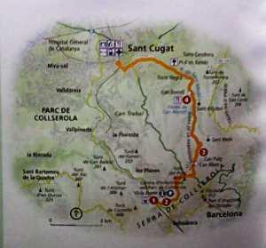 Mapa ruta