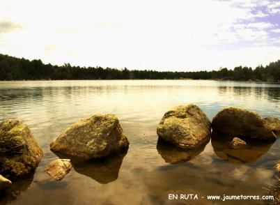 Estany de Malniu roques