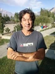 Carlos Bria, productor de documentales de alta montaña
