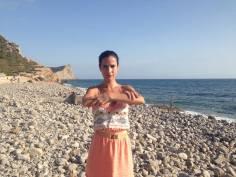 Edurne Perez, productora y presentadora de televisión