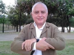 El actor Joan Pere
