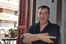El actor Màrius Hernández