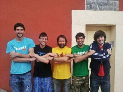 El grupo musical Txarango