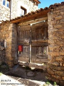 detalle Puerta en Estana