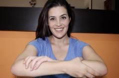 la actriz Lorena Franco