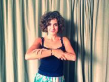 Miriam Tortosa, actriz de El cor de la ciutat o La riera
