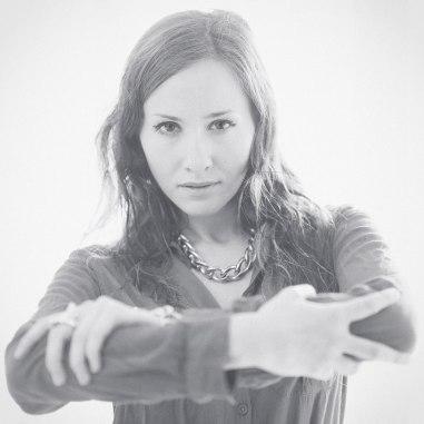 modelo fotográfica y publicitaria Zaloa Gómez
