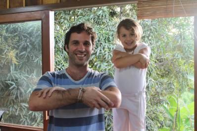 Muito obrigado Adria y Lua de Brasil