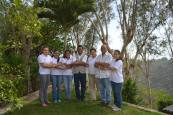 nuestro equipo en Nicaragua