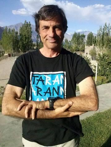 Xavi Santos, uno de nuestros compañeros Cracks de Taranna